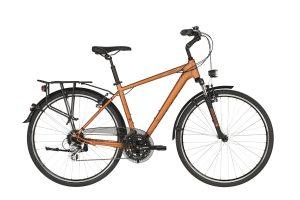 Trekking bicykle