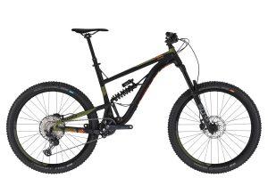 Enduro bicykle